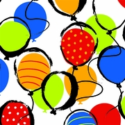 "Balloon Pop 24""x417'"