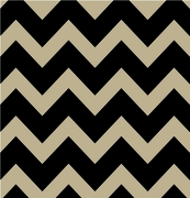 "Black Chevron / Kraft 24""x417'"