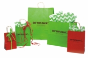 Color Kraft Shopping Bags
