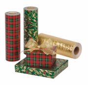 Gift Wrap Paper & Dispensers