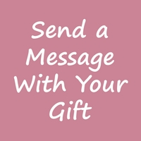 Gift Message Choice
