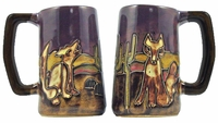 Mara Beer Stein - Coyote 16oz-Out of Stock Until February 28 2021