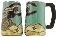 Mara Beer Stein - Mermaids 16oz