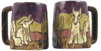 Mara Mug - Coyote 12oz-Out of Stock Until January 2021