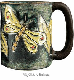 Mara Mug - Dragon Fly 9oz