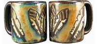 Mara Mug - Feathers 16oz