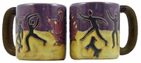 Mara Mug - Fire Dancer 16oz