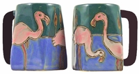 Mara Mug - Flamingo 12oz