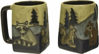 Mara Mug - Forest Animals 12oz