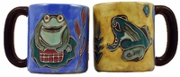 Mara Mug - Frogs 16oz