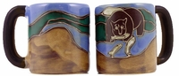 Mara Mug - Grizzly Bear 16oz