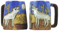Mara Mug - Howling Wolves 12oz-Out of Stock Until January 2021