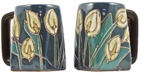 Mara Mug - Lilies 12oz-Out of Stock Until January 2021