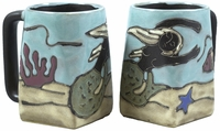 Mara Mug - Mermaid 12oz