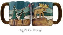 Mara Mug - Moose 16oz