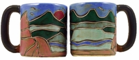 Mara Mug - Mountains 16oz
