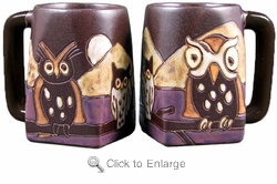 Mara Mug - Night Owls 12oz