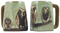 Mara Mug - Owls 12oz-Out of Stock Until January 2021