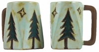 Mara Mug - Pine Tree 12oz