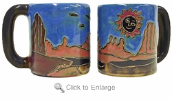Mara Mug - Red Rock 16oz