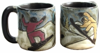 Mara Mug - Snowboarders 16oz-Out of Stock Until 11-27-19
