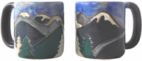 Mara Mug - Snowy Mountains 16oz