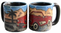 Mara Mug - Sports Car 16oz
