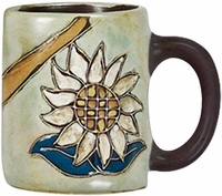 Mara Mug - Sunflower 9oz-out of stock until approximately early June