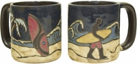 Mara Mug - Surfer 16oz-out of stock until approximately early June
