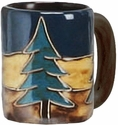 Mara Mug - Trees 9oz