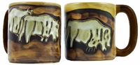 Mara Mug - White Buffalo 16oz