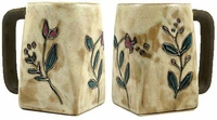 Mara Mug - Wild Flowers 12oz-Out of Stock Until January 2021