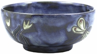 Mara Stoneware 72oz Serving Bowl - Dragonfly