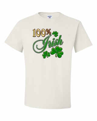 100% Irish Shirts