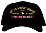 101st Air Assault Division Desert Storm Ball Cap