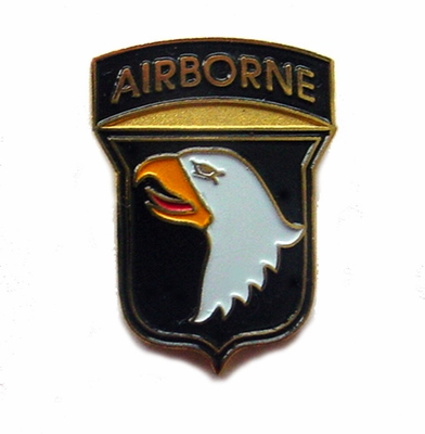 101st Airbone Division Pin