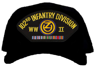 102nd Infantry Division WWII Ball Cap
