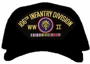 106th Infantry Division WWII Ball Cap