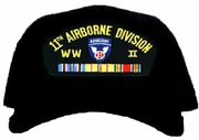 11th Airborne Division WWII Ball Cap