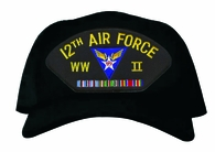 12th Air Force WWII Ball Cap