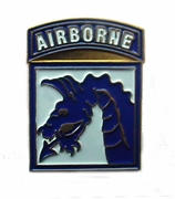 18th Airborne Corps Pin