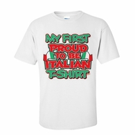 1St Proud To Be Italian (Y) 14