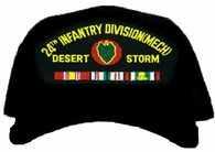 24th Infantry Division Desert Storm Ball Cap