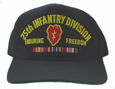 25th Infantry Division OEF Ball Cap