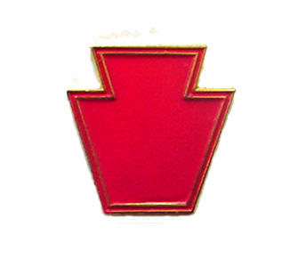 28th Infantry Division Pin