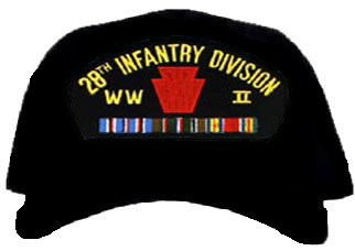 28th Infantry Division WWII Ball Cap