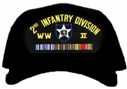 2nd Infantry Division WWII Ball Cap