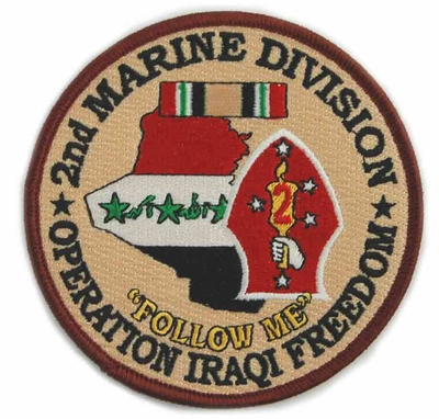 2nd Marine Division Operation Iraqi Freedom