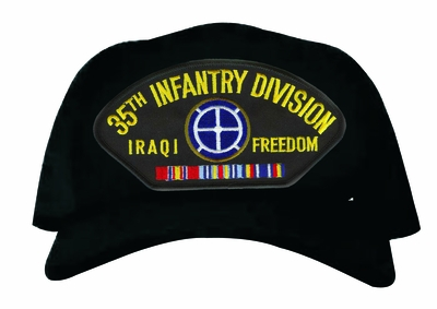 35th Infantry Division OIF Ball Cap