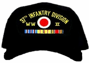 37th Infantry Division WWII Ball Cap